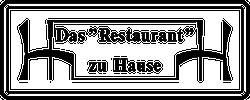 Restaurant zu Hause Logo
